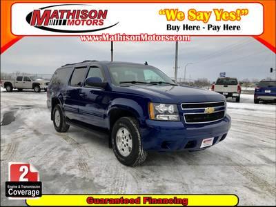 Used Chevrolet Suburban 2012 MATHISON LS