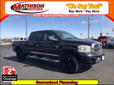 Used Dodge Ram-2500 2008 MATHISON LARAMIE