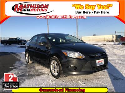 Used FORD FOCUS 2014 MATHISON SE