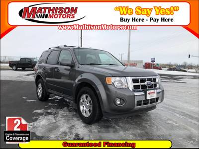 Used Ford Escape 2011 MATHISON LIMITED