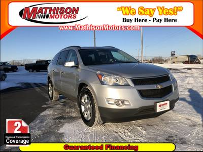 Used Chevrolet Traverse 2011 MATHISON 1LT