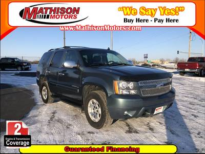 Used Chevrolet Tahoe 2009 MATHISON 2LT