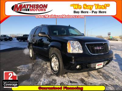 Used GMC Yukon 2010 MATHISON SLE