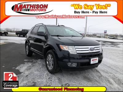 Used Ford Edge 2010 MATHISON SEL
