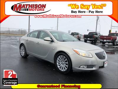 Used Buick Regal 2011 MATHISON CXL RL3