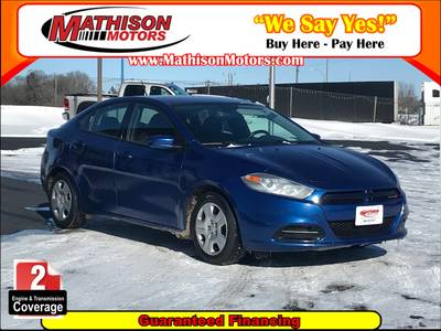 Used Dodge Dart 2013 MATHISON AERO