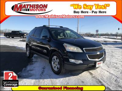 Used Chevrolet Traverse 2009 MATHISON 1LT