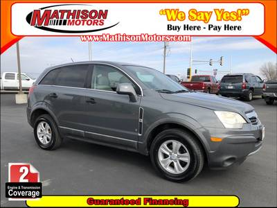 Used Saturn VUE 2009 MATHISON XE