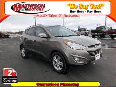 Used Hyundai Tucson 2013 MATHISON GLS
