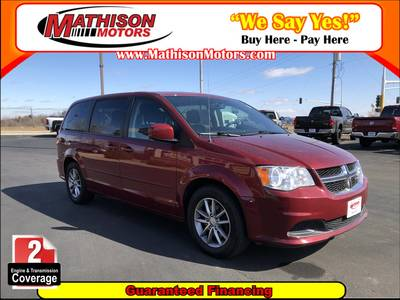 Used Dodge Grand-Caravan 2016 MATHISON SE PLUS