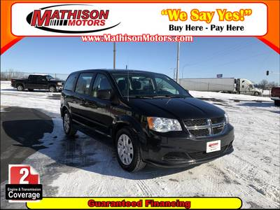 Used Dodge Grand-Caravan 2015 MATHISON AMERICAN VALUE PKG
