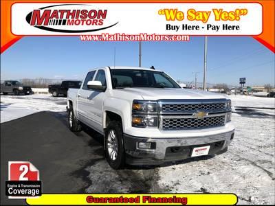 Used Chevrolet Silverado-1500 2015 MATHISON LT