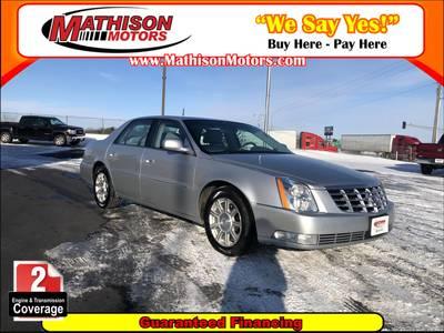 Used Cadillac DTS 2010 MATHISON