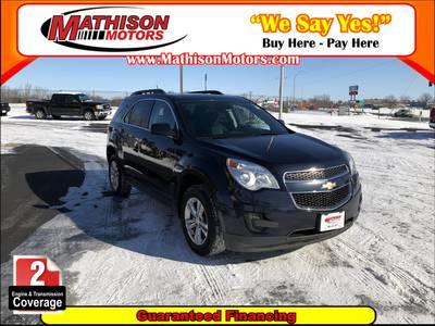 Used Chevrolet Equinox 2015 MATHISON LT