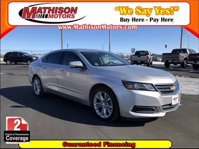Used CHEVROLET IMPALA 2015 MATHISON LT