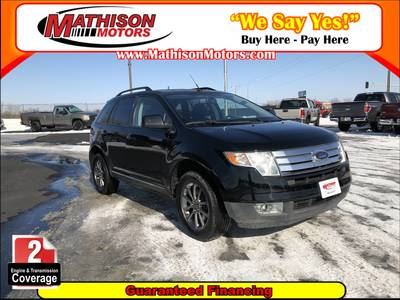 Used Ford Edge 2008 MATHISON SEL