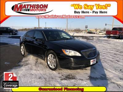 Used Chrysler 200 2011 MATHISON TOURING