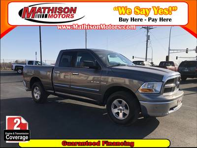 Used Dodge Ram-1500 2010 MATHISON SLT