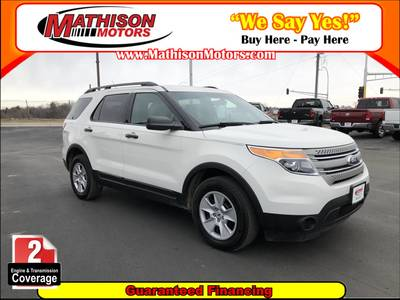 Used Ford Explorer 2011 MATHISON BASE