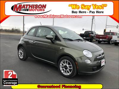 Used FIAT 500 2015 MATHISON POP
