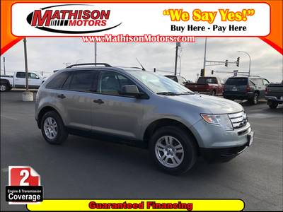 Used Ford Edge 2007 MATHISON SE