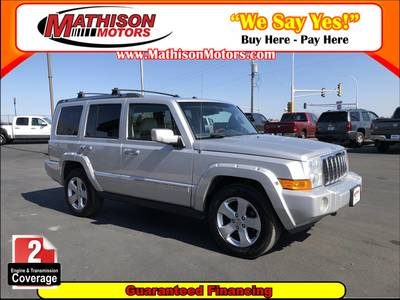 Used Jeep Commander 2009 MATHISON OVERLAND