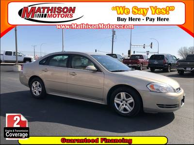 Used Chevrolet Impala 2011 MATHISON LS FLEET