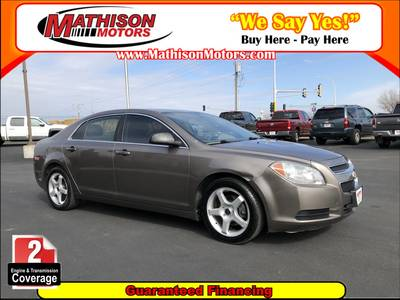 Used Chevrolet Malibu 2011 MATHISON