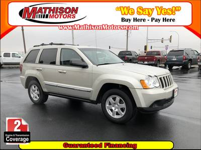Used Jeep Grand-Cherokee 2010 MATHISON LAREDO