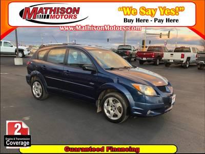 Used Pontiac Vibe 2004 MATHISON