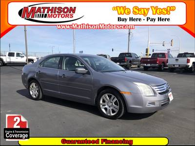 Used FORD FUSION 2006 MATHISON SEL