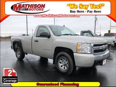 Used Chevrolet Silverado-1500 2007 MATHISON WORK TRUCK