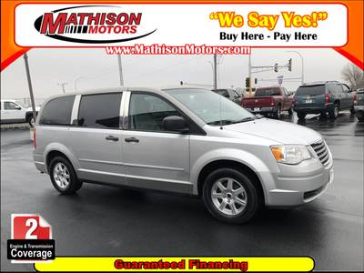 Used CHRYSLER TOWN-AND-COUNTRY 2008 MATHISON LX
