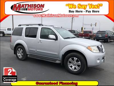Used Nissan Pathfinder 2009 MATHISON SE