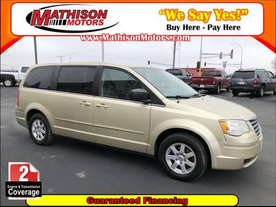 Used Chrysler Town-AND-Country 2010 MATHISON LX