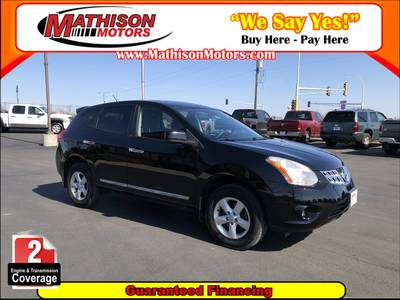 Used Nissan Rogue 2013 MATHISON S