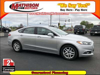 Used Ford Fusion 2016 MATHISON SE