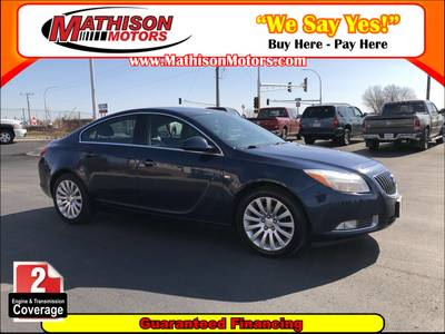 Used Buick Regal 2011 MATHISON CXL RL2