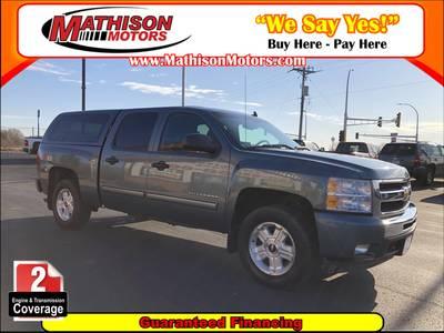 Used Chevrolet Silverado-1500 2011 MATHISON LT