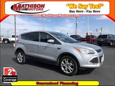 Used Ford Escape 2013 MATHISON SEL
