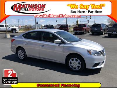 Used Nissan Sentra 2017 MATHISON S