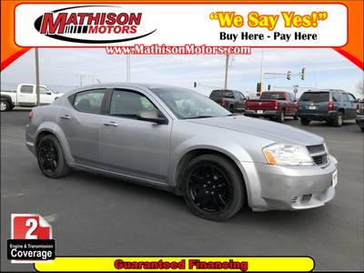 Used Dodge Avenger 2014 MATHISON SE