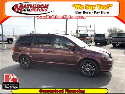 Used Dodge Grand-Caravan 2017 MATHISON GT