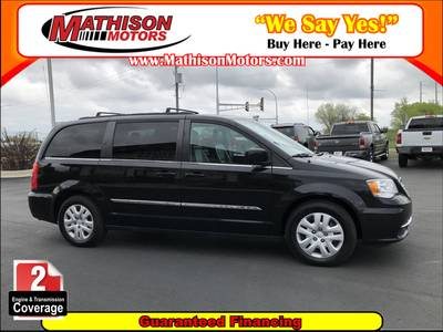 Used Chrysler Town-AND-Country 2016 MATHISON TOURING