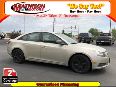 Used Chevrolet Cruze 2013 MATHISON LS