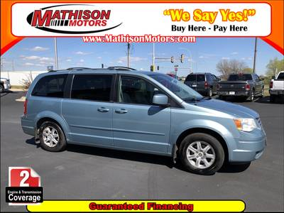 Used CHRYSLER TOWN-AND-COUNTRY 2008 MATHISON TOURING