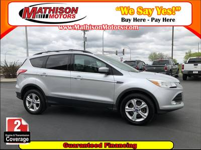 Used Ford Escape 2013 MATHISON SE