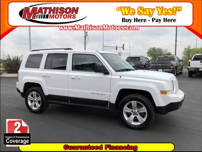 Used Jeep Patriot 2011 MATHISON SPORT