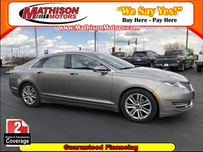 Used Lincoln MKZ 2015 MATHISON