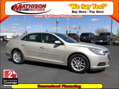 Used Chevrolet Malibu 2015 MATHISON LT